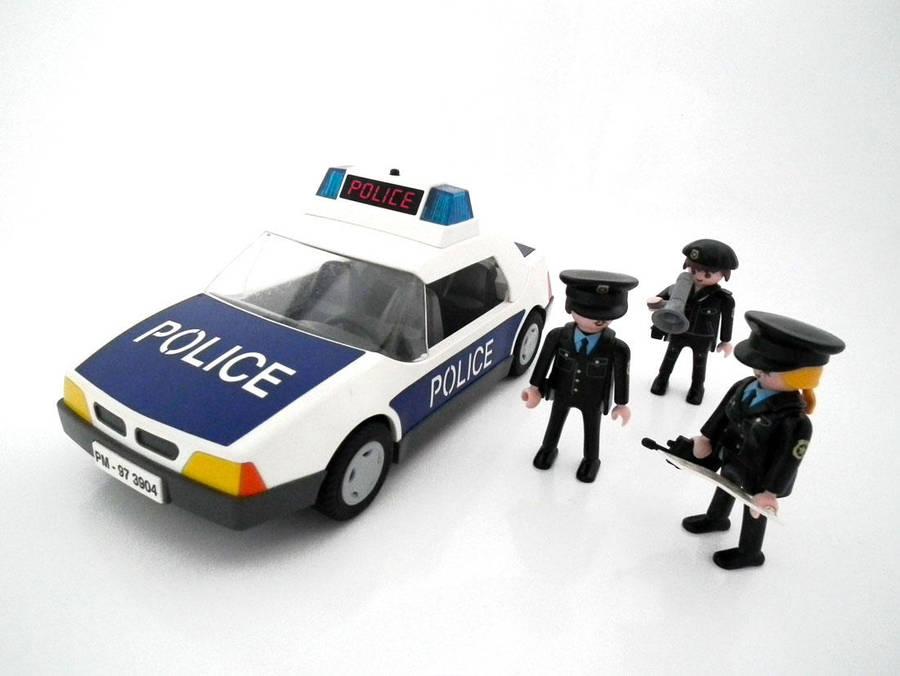 CSI:playmobil by eRiQ