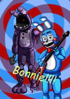 Bonnie!!!!! by TheItalianBerry