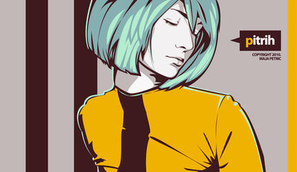 untitled yellow by pitrih