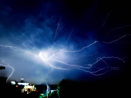 Thunder Storm by Gandof