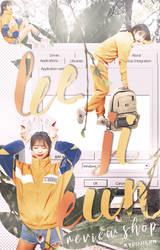 Review Shop Book Cover ft. Lee Ji Eun (IU) by andwaes