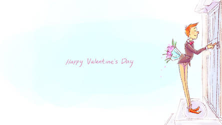 Valentines Day 2015 by 0aku