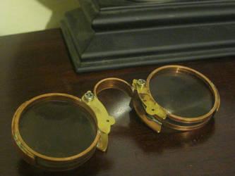 WIP: bifocal ocular device by passbyguy