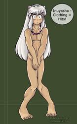 Inuyasha's Secret, Naked Power by Caliosidhe