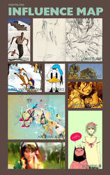 Influence Map by Anonymer-User