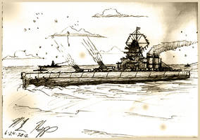 War File: Super Battleship by The-Necromancer