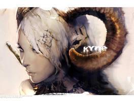 Mouflon by Kyrie0201