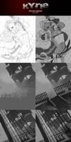 Alwida tutorial by Kyrie0201
