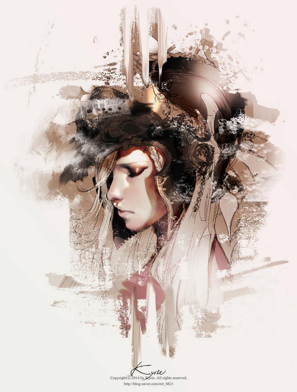 Valkyrie by Kyrie0201