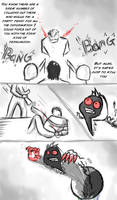 Nightmare comic clip part 2 by arcanineryu