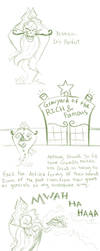 Skelebeard Comic Part 1 by arcanineryu