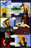 Antares Complex i5 Page 10 by Gx3RComics