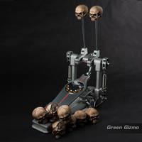 Dark Sigil Grim Drum Beaters by Gx3RComics