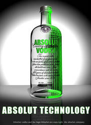 OLD- Absolut Technology by Gx3RComics