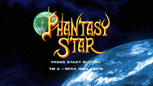 Phantasy Star IV intro HD Remake Vid in desc by Gx3RComics