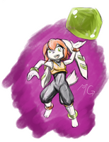 Milla MURDER CUBES Freedom Planet by Gx3RComics