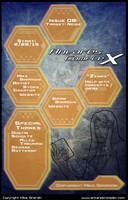 Antares Complex Issue 08: Credits by Gx3RComics