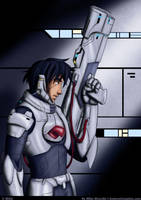 Wren Phantasy Star IV by Gx3RComics