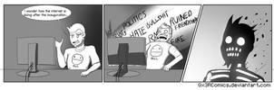 Politics, am I right? by Gx3RComics