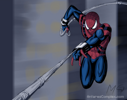 Ben Reilly Spider-Man by Gx3RComics
