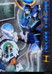 Mega Man X for Draw Mega Man day! by Gx3RComics