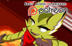 Early access: fanart of Carol from Freedom Planet! by Gx3RComics