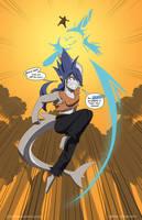Journey to the Skyline i01 pg15 by Gx3RComics