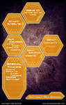 Issue 09 credits by Gx3RComics
