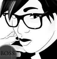 Boss Lady by sjkeri