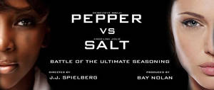 Salt Movie Spoof 2 by sjkeri