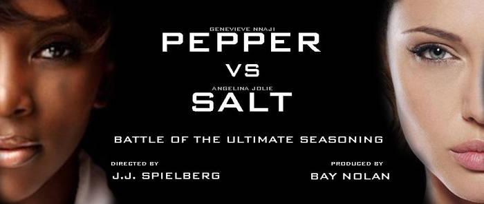 Salt Movie Spoof 2 by sjkeri