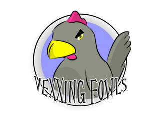 Vexxing Fowls Game Icon by sjkeri