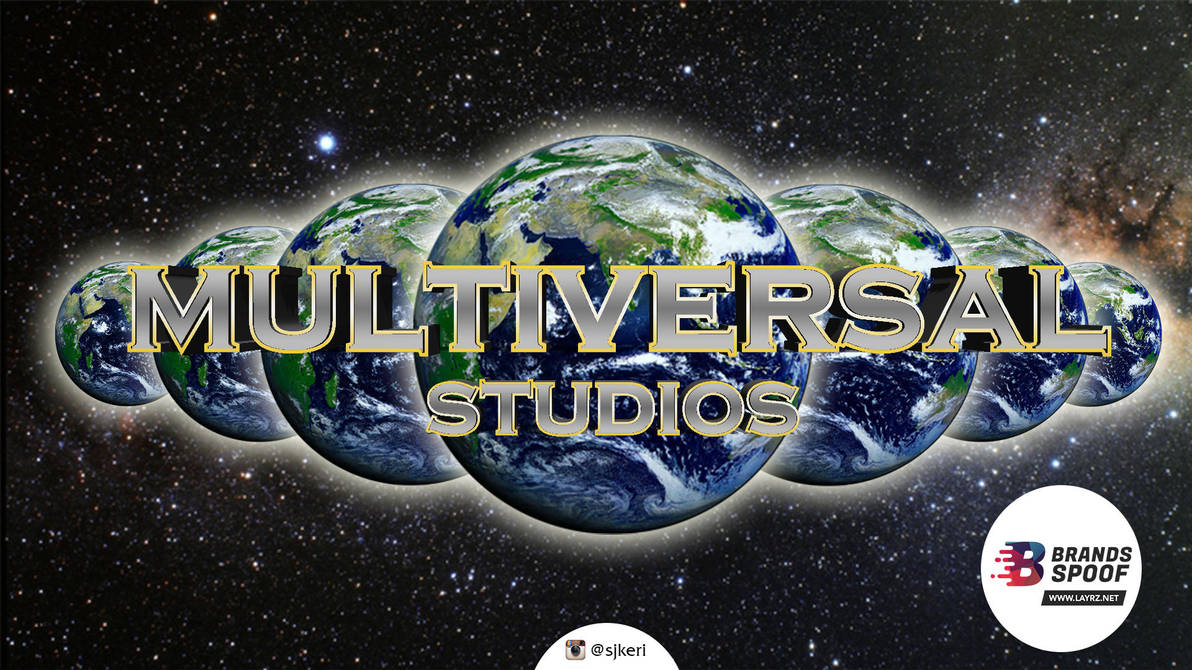 Multiversal Studios Spoof by sjkeri