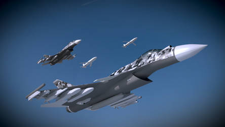 The Cruise Missile Practice by Stealthflanker