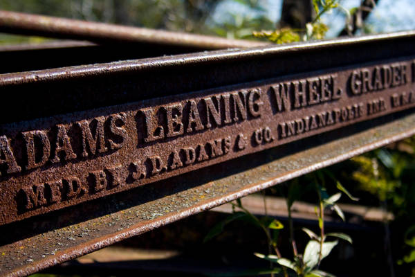 Adams Leaning Wheel Grader by luv2danz