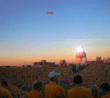 Iowa football by luv2danz