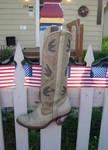 Cowboy fence by luv2danz