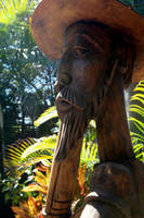 wooden man by luv2danz