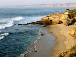 San Diego Beach House by luv2danz
