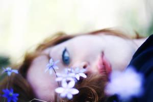 Blue Spring by Citrusfrukt