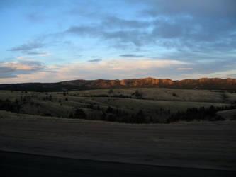 Montana sky by mrhollow