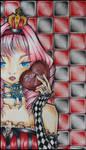 ...:::Queen of Hearts:::... by EscarlattaNoTales