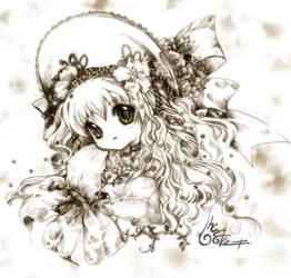 Blossom Maiden by TashaChan