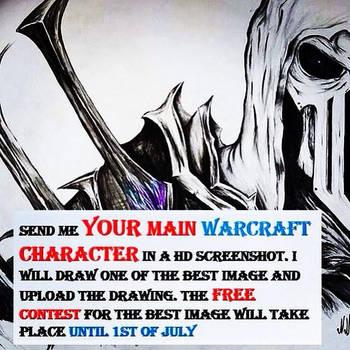 WArcraft COntest on INstagram @wordofcraft_nn2_ by NN2art