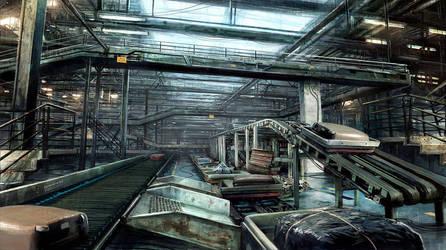 Hangar by VoltaCrew