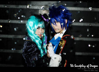 Vocaloid - 01 by herotenka