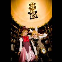 Alice in Musicland by herotenka