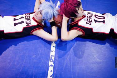 Kuroko no Basket 06 by herotenka
