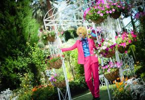 Karneval - The lost garden by herotenka