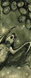 bat print 03 by hollyheadless